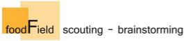 Scouting - Brainstorming